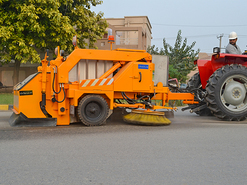 Mechanical Street Sweeper graphic