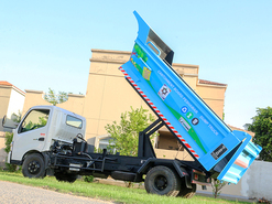 Dump Truck graphic