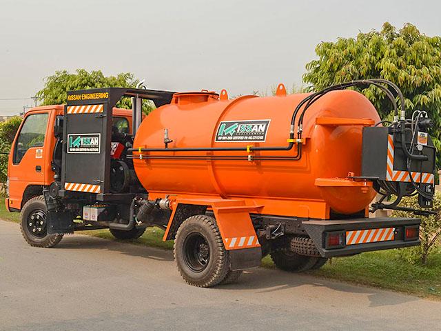 Sewer Jetting Unit