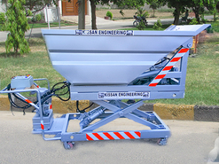 Automatic Biomedical Waste Tipper