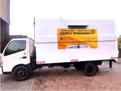 Mobile Workshop Truck